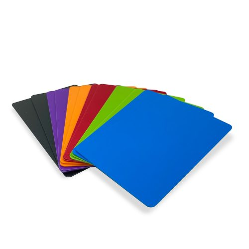 Blank PVC Matte NTAG213 Coloured NFC Cards
