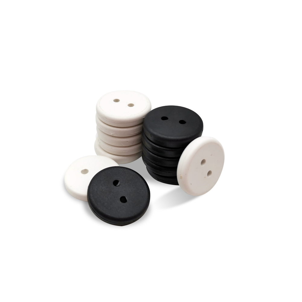 Passive 15mm Laundry RFID Button Tag